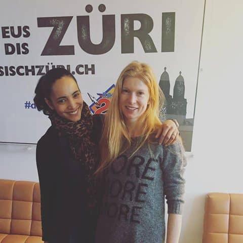 Racha & Elena @ Radio24