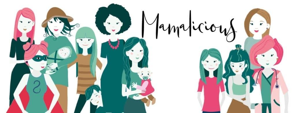 MAMALICIOUS Online-Magazin