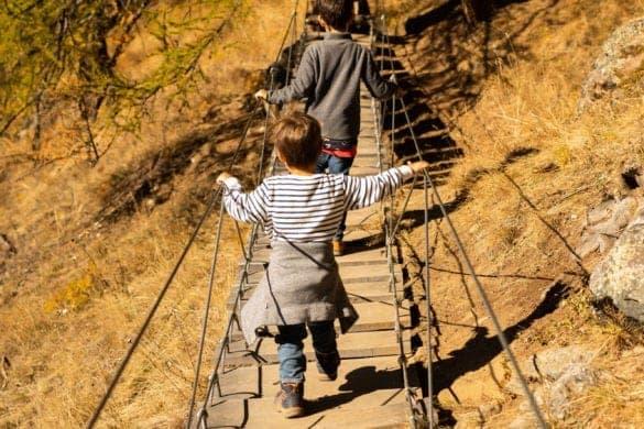 FAMILY TRAVEL: SERINA HAT DIE JUGENDHERBERGE SCUOL DREI TAGE GETESTET