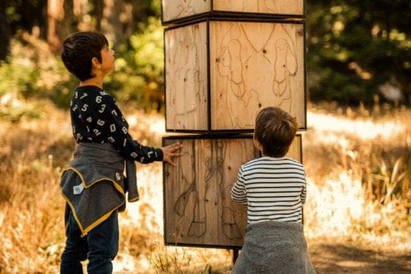 FAMILY TRAVEL: SERINA HAT DIE JUGENDHERBERGE SCUOL DREI TAGE FüR EUCH GETESTET